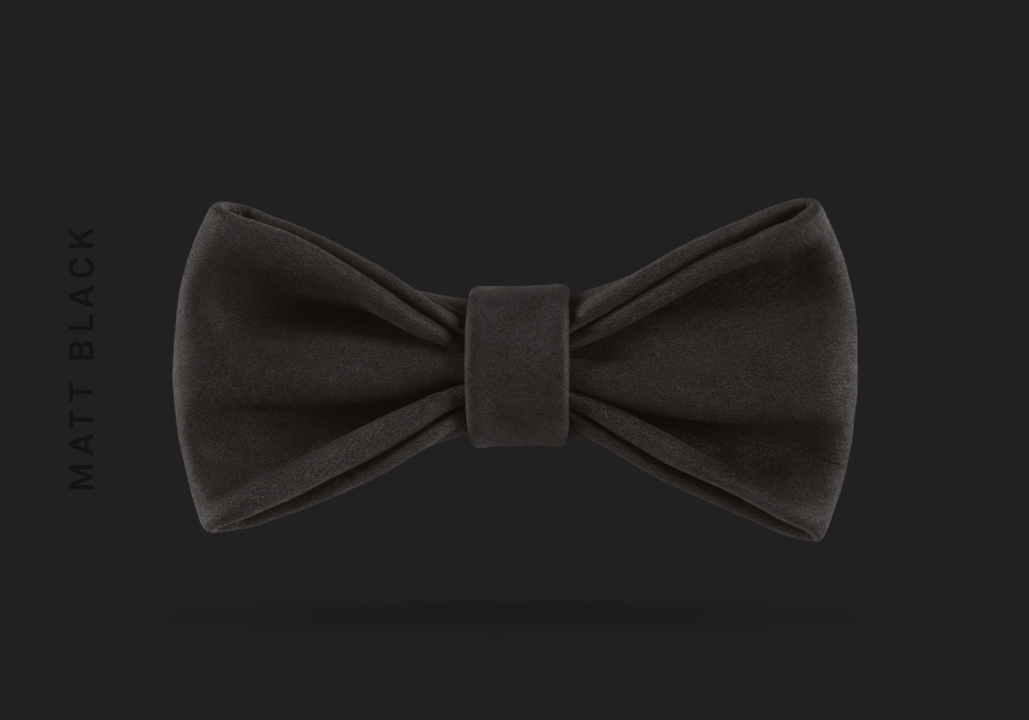 WEEF-Bow-Tie-Matt-Black-v2