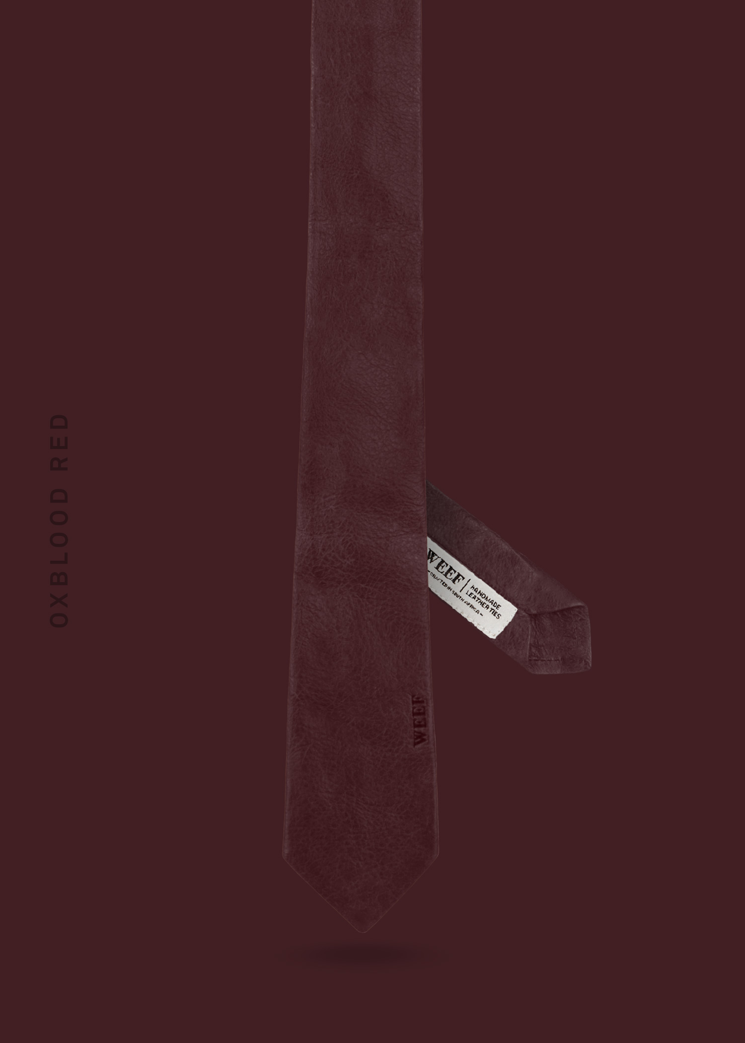 WEEF-Skinny-Tie-Oxblood-Red-v2